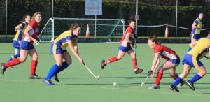 Emma Ridgeway v Clontarf (1)
